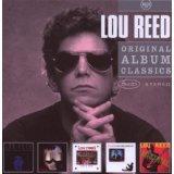 THE BARGAIN BUY: Lou Reed; Original Classic Album Series