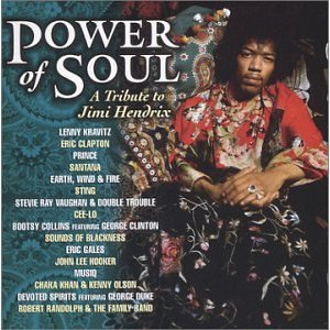 Various Artists: Power of Soul; A Tribute to Jimi Hendrix (Sony)