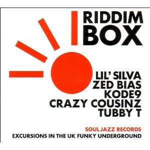 Various Artists: Riddim Box (Soul Jazz/Southbound)