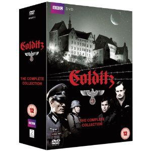 COLDITZ, THE COMPLETE COLLECTION (BBC box set)