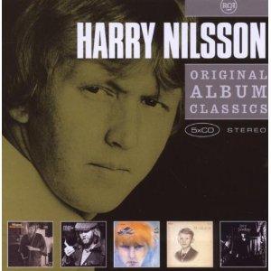THE BARGAIN BUY: Harry Nilsson; Original Album CLassics (Sony)