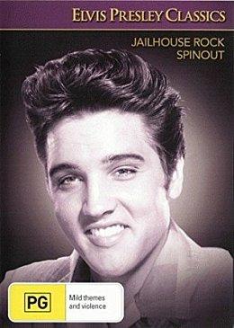 THE BARGAIN BUY: Elvis Presley; Jailhouse Rock, Spinout (DVD)