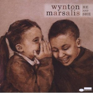 Wynton Marsalis: He and She (Blue Note/EMI)