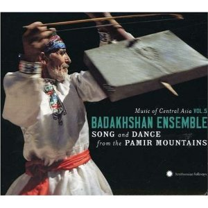 Badakhshan Ensemble: Song and Dance from the Pamir Mountains (Smithsonian/Elite)