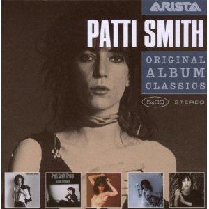 THE BARGAIN BUY: Patti Smith; Original Classic Album Series