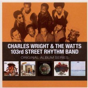 THE BARGAIN BUY: Charles Wright and the Watts 103rd Street Rhythm Band; Original Album Series