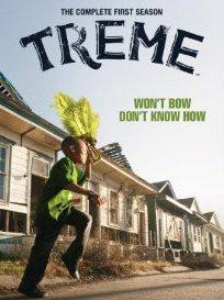 TREME; THE COMPLETE FIRST SEASON, a series by DAVID SIMON (4-DVD set)