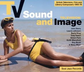Various Artists: TV Sound and Image (Soul Jazz)