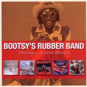THE BARGAIN BUY: Bootsy's Rubber Band; Original Album Series (Rhino)