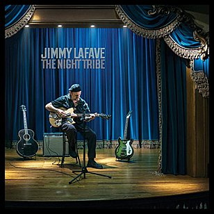 ONE WE MISSED: Jimmy LaFave: The Night Tribe (Music Road/Southbound)