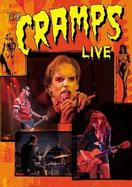 THE CRAMPS LIVE (ABC/Triton DVD)