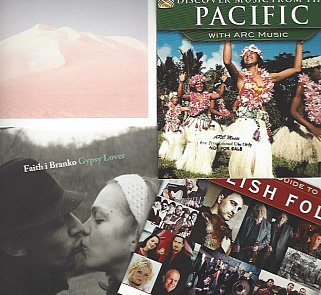 ELSEWHERE WORLD SERVICE: A quick overview of recent world music releases