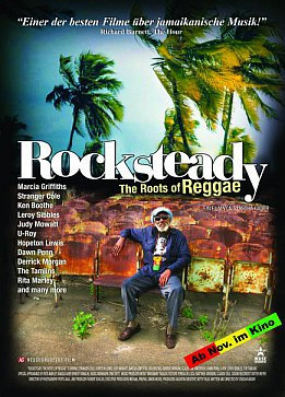ROCKSTEADY; THE ROOTS OF REGGAE, a doco by STASCHA BADER (Aztec DVD)