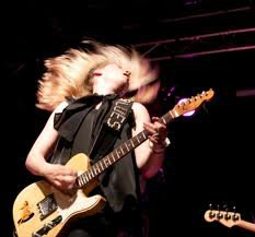 THE FAMOUS ELSEWHERE QUESTIONNAIRE: Joanne Shaw Taylor
