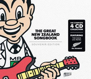 Various Artists: The Great New Zealand Songbook; Souvenir Edition (Sony)