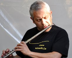 THE FAMOUS ELSEWHERE JAZZ QUESTIONNAIRE: Paolo Chagas