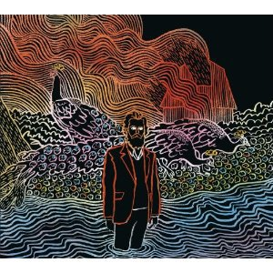 BEST OF ELSEWHERE 2011 Iron and Wine: Kiss Each Other Clean (4AD)