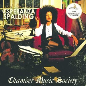 Esperanza Spalding: Chamber Music Society (Head Up)