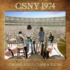 Crosby, Stills, Nash and Young: Change Partners (1974)