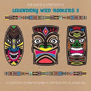 Various Artists: Legendary Wild Rockers 3 (BBE)