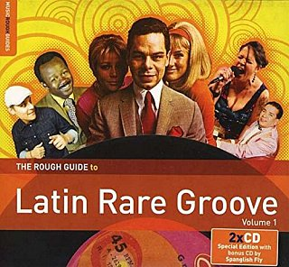 Various Artists The Rough Guide to Rare Latin Grooves (Rough Guide)
