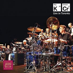 King Crimson; Live in Toronto (DGM/Southbound)