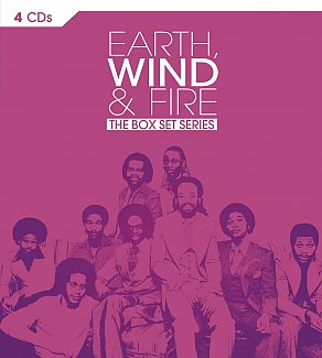 THE BARGAIN BUY: Earth, Wind and Fire, The Box Set Series