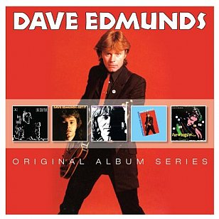 THE BARGAIN BUY: Dave Edmunds; Original Album Series