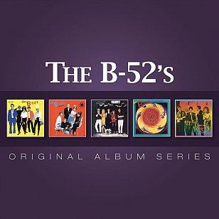 THE BARGAIN BUY: The B-52's; Original Album Series