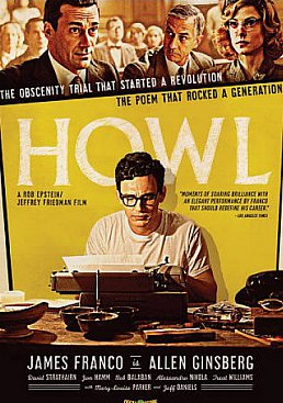 HOWL, a film by ROB EPSTEIN and JEFFREY FRIEDMAN