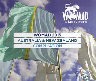 Various Artists: Womad 2015 Australia and New Zealand Compilation (Cartell/Border)