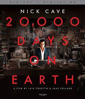 20,000 DAYS  ON EARTH, a film by IAIN FORSYTH and JANE POLLARD (Madman DVD)