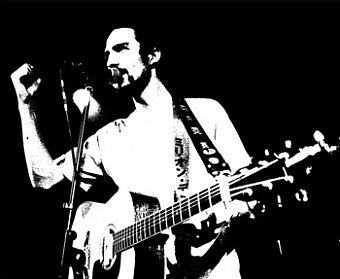 FRANK TURNER: AUDIO INTERVIEW (2010): The documentarian of politics and the soul