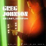 Greg Johnson: Secret Weapon (JMA)