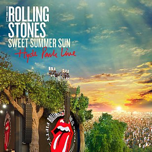 THE ROLLING STONES: SWEET SUMMER SUN; HYDE PARK LIVE  (Shock CD/DVD)