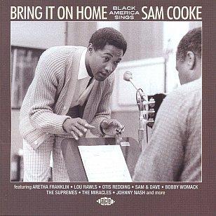 Various Artists: Black America Sings Sam Cooke (Ace/Border)