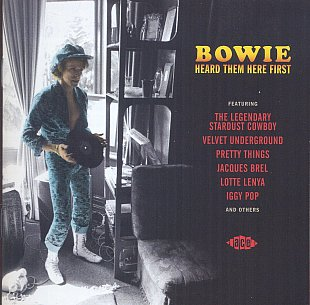 Various Artists: Bowie Heard Them Here First (Ace/Border)