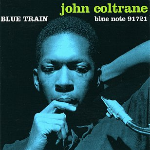JOHN COLTRANE; BLUE TRAIN RECONSIDERED (2014): High-end hard bop, and popular
