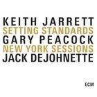 Keith Jarrett Trio: Setting Standards (ECM/Ode)
