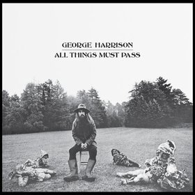 George Harrison: Danny Boy/Bridge Over Troubled Waters and studio noodling (c1970)
