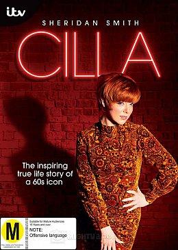CILLA, a film by PAUL WHITTINGTON (Roadshow DVD/Blue-Ray)