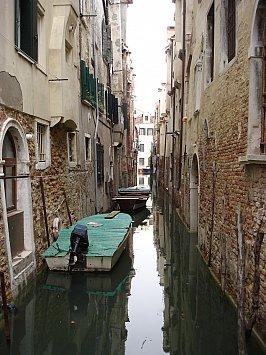 Paris to Venice: Night train