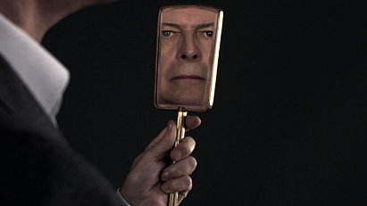 DAVID BOWIE REMEMBERED (2016): The man, now in the rearview mirror