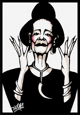 DIANA VREELAND; THE EYE HAS TO TRAVEL, a doco by LISA IMMORDINO VREELAND