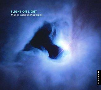 Manos Achalinotopoulos: Flight on Light (Rattle)