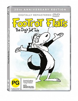 FOOTROT FLATS, 25th ANNIVERSARY EDITION, by MURRAY BALL (Roadshow DVD)