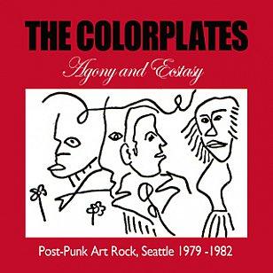 The Colourplates: Agony and Ecstasy (Green Monkey)