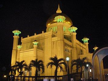 Bandar Seri Begawan, Brunei: The Sultanate of Slow