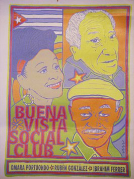 BUENA VISTA SOCIAL CLUB in concert, review: Music, myth and marketing in Melbourne (2001)