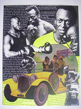 MILES DAVIS, A TRIBUTE TO JACK JOHNSON: And a fighter by his trade . . .